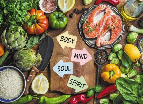 Βάση της Ισορροπημένης Διατροφής