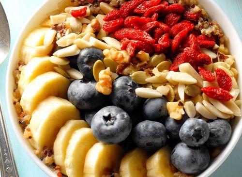 Υγιεινό πρωινό και σνακ στο σχολείο