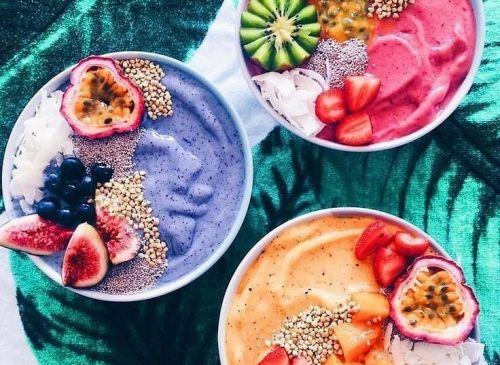 Ιδέες ελαφριών και υγιεινών σνακ